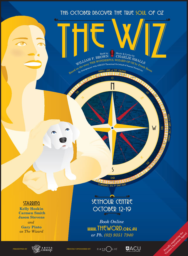 Artes Christi Presents THE WIZ.