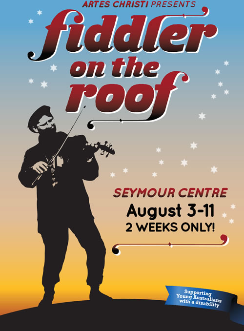 Joseph and the Amazing Technicolour Dreamcoat - Sydney - Click Here to Book.
